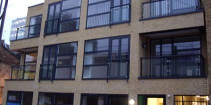 Burrows Mews, Southwark